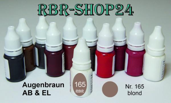 Permanent Make-up Microblading Farbe