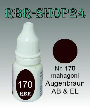 Permanent Make-up Farbe Microblading Farbe PMU Pigmentier Farbe mahagoni